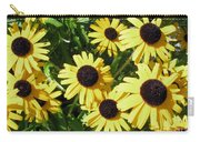 Susans Black Eye #1 20140831 Carry-all Pouch