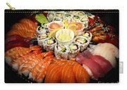 Sushi Party Tray Carry-all Pouch
