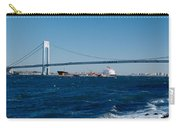 Suspension Bridge Over A Bay Carry-all Pouch