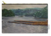 Susquehanna River At Saginaw Pa Carry-all Pouch
