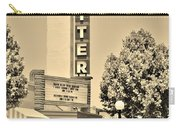 Sutter Theater Carry-all Pouch