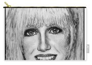 Suzanne Somers In 1977 Carry-all Pouch