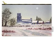 Suzan's Church Painting  Carry-all Pouch