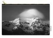 Svinafell Mountains Carry-all Pouch by Dave Bowman