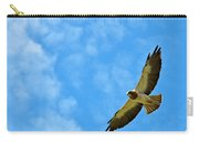Swainson's Hawk Snake River Birds Of Prey Natural Conservation Area Carry-all Pouch
