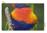 Swainsons Lorikeet Carry-all Pouch