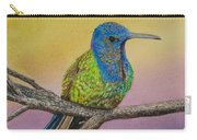 Swallow-tailed Hummingbird Carry-all Pouch