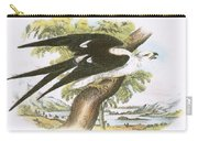 Swallow-tailed Kite Carry-all Pouch
