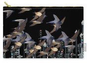 Swallows In The City Carry-all Pouch