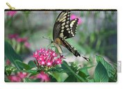 Swallowtail Butterfly 01 Carry-all Pouch
