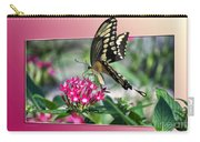 Swallowtail Butterfly 03 Carry-all Pouch