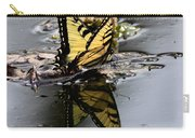 Swallowtail - Butterfly - Reflections Carry-all Pouch