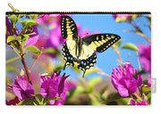 Swallowtail In Flight Carry-all Pouch
