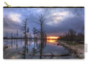 Swamp At Dusk Carry-all Pouch