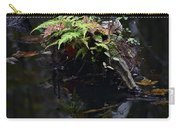 Swamp Fern Carry-all Pouch