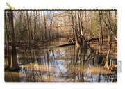 Swamp Reflections Carry-all Pouch