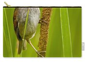 Swamp Sparrow Pictures Carry-all Pouch