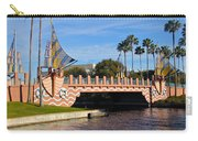 Swan And Dolphin Resort Bridge Carry-all Pouch