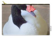 Swan At Rest Carry-all Pouch