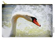 Swan - Beautiful - Elegant Carry-all Pouch