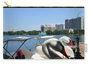 Swan Boats And Buildings Carry-all Pouch
