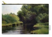 Swan Creek Carry-all Pouch by Janet King