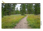 Swan Lake Trail In Grand Teton National Park-wyoming Carry-all Pouch