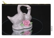 Swan Love Carry-all Pouch