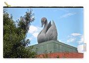 Swan Resort Statue Walt Disney World Carry-all Pouch