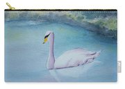 Swan Study Carry-all Pouch