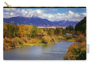 Swan Valley Autumn Carry-all Pouch