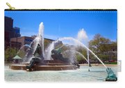 Swann Fountain Carry-all Pouch