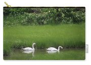 Swans Of Chatham Carry-all Pouch