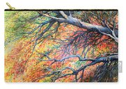 Sway Dancing Trees Carry-all Pouch