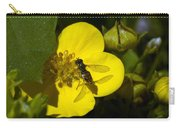 Sweat Bee Carry-all Pouch