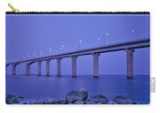 Sweden, The Bridge To The Island Carry-all Pouch