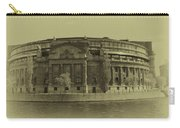 Swedish Parliament In Sepia Carry-all Pouch
