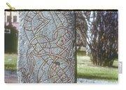 Swedish Runestone Carry-all Pouch