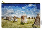 Swedish Standing Stones Carry-all Pouch