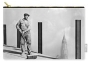 Sweeping The Empire State Bldg Carry-all Pouch