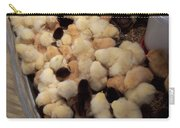 Sweet Baby Chicks For Sale Carry-all Pouch