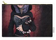 Sweet Betty With Gothic Doll Carry-all Pouch