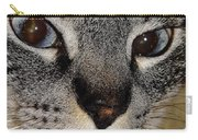 Cat - Sweet - Boy Carry-all Pouch