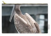 Sweet Brown Pelican - Digital Painting Carry-all Pouch
