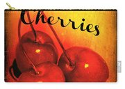 Sweet Cherries - Kitchen Art Carry-all Pouch
