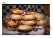 Sweet - Cookies - Cookies And Danish Carry-all Pouch