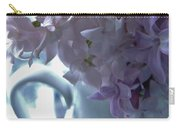 Sweet Cream Lilac Carry-all Pouch