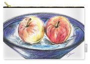 Sweet Crunchy Apples Carry-all Pouch