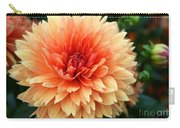Sweet Dahlia Carry-all Pouch