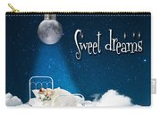 Sweet Dreams Carry-all Pouch by Juli Scalzi